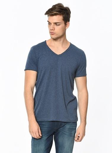 Tişört-Mavi